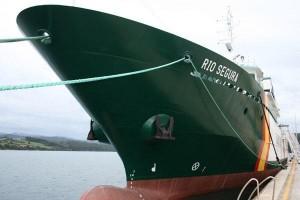 La Guardia Civil pone en servicio el mayor buque de su historia