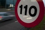 Con el nuevo límite se debe multar a 116 km/h, según la Unión de Oficiales de la Guardia Civil (UO)