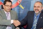 El Consorcio de Bomberos de Tenerife firma un convenio de colaboración para apoyar los Juegos Europeos de Policías y Bomberos 2012