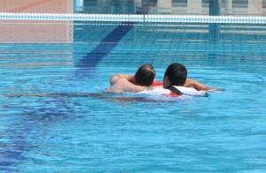 Sanidad presenta la guía 'Disfruta del agua y evita los riesgos' para prevenir ahogamientos y lesiones en medios acuaticos