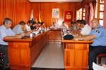 La Junta local de Seguridad acordó el plan de seguridad para las fiestas de La Aldea 2011