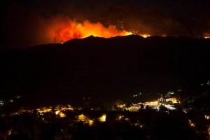 La UME puede actuar antes de dos horas en cualquier catástrofe en Canarias