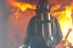 Efectivos del Consorcio de Bomberos de Tenerife se forman en la extinción de incendios de interior y flashover