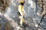 Conato de incendio en Los Realejos