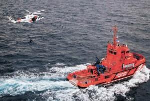 Salvamento coordinó el rescate de 1.355 personas en Canarias en 2011
