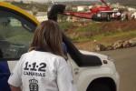 1-1-2 Canarias y SUC participan en las III Jornadas de Seguridad y Emergencias de Los Realejos