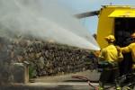Cabildo de Tenerife pide tener bajo su mando todos los medios contra el fuego