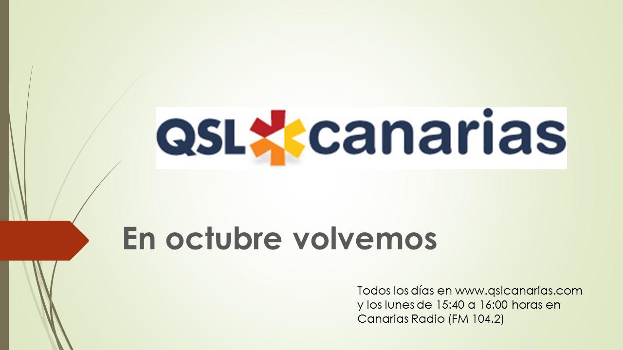 Vuelta QSL Canarias